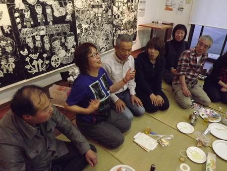 熊坂るつこ新潟ツアー2012.4月29日の記録_c0063108_15155623.jpg