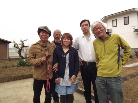 熊坂るつこ新潟ツアー2012.4月29日の記録_c0063108_1528207.jpg