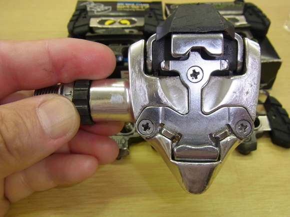 デュラエース PD-7410 ペダル メンテナンスチューニング2012 ロードバイクPROKU_b0225442_17532650.jpg