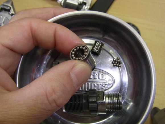 デュラエース PD-7410 ペダル メンテナンスチューニング2012 ロードバイクPROKU_b0225442_1814021.jpg