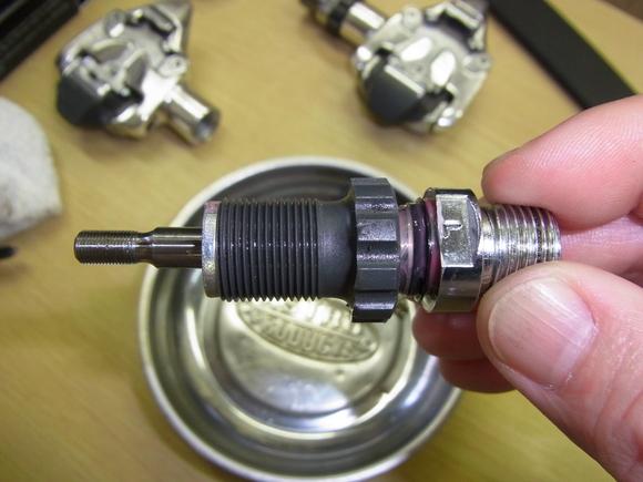 デュラエース PD-7410 ペダル メンテナンスチューニング2012 ロードバイクPROKU_b0225442_1827737.jpg
