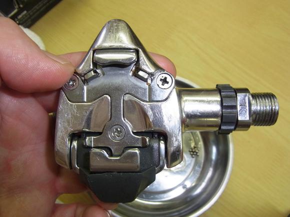 デュラエース PD-7410 ペダル メンテナンスチューニング2012 ロードバイクPROKU_b0225442_18452197.jpg