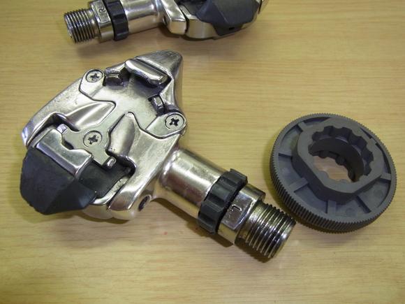 デュラエース PD-7410 ペダル メンテナンスチューニング2012 ロードバイクPROKU_b0225442_1854865.jpg