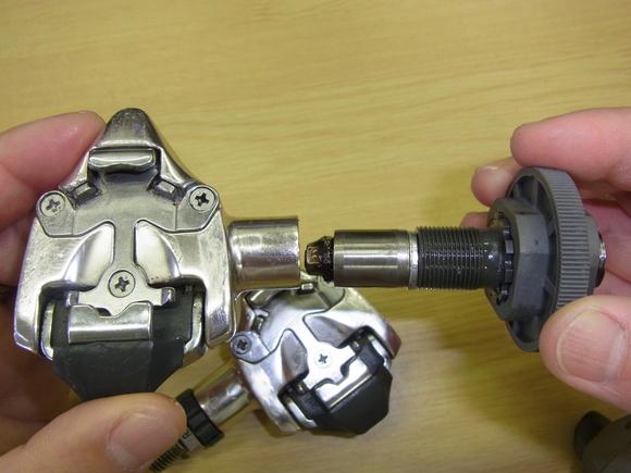 デュラエース PD-7410 ペダル メンテナンスチューニング2012 ロードバイクPROKU_b0225442_1873333.jpg