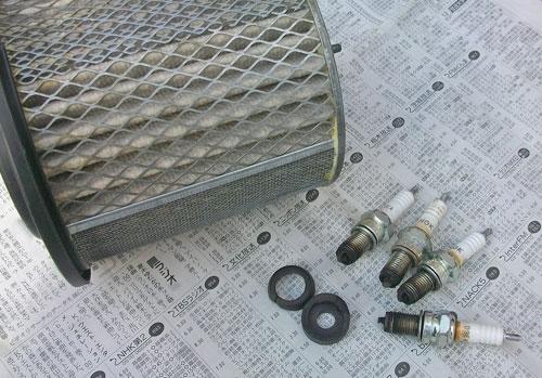 \'85 GSX-R750 車検整備完了!!!_c0086965_21154992.jpg