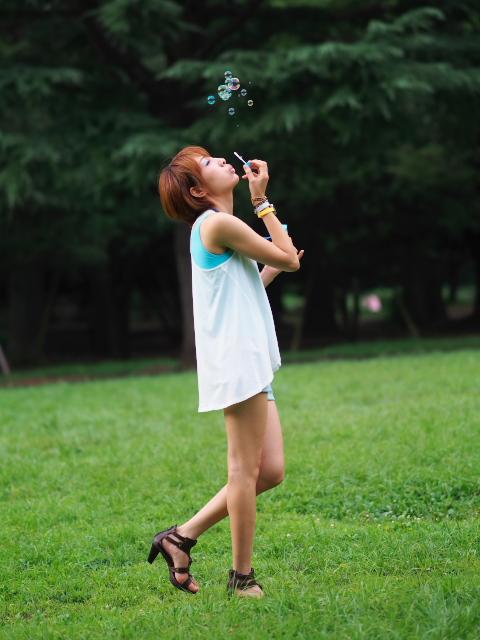 桜雪とお散歩写真 代々木公園編_f0024992_231354.jpg