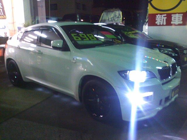 BMW X6 ハーマン_b0127002_20131577.jpg