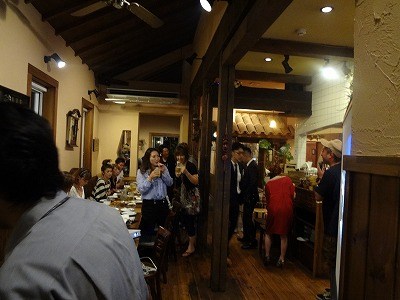 ブライダルパーティー 【Chef\'s Report】_f0111415_2220130.jpg