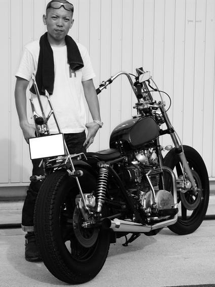 5COLORS「君はなんでそのバイクに乗ってるの?」#60_f0203027_192565.jpg