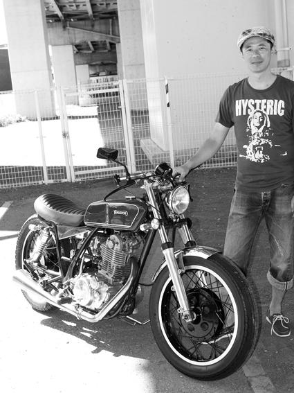 5COLORS「君はなんでそのバイクに乗ってるの?」#60_f0203027_1932951.jpg