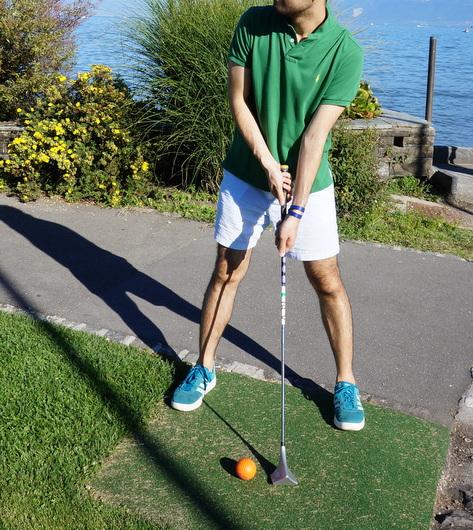 ミニゴルフ+ピクニック @ Morge_c0201334_8562586.jpg