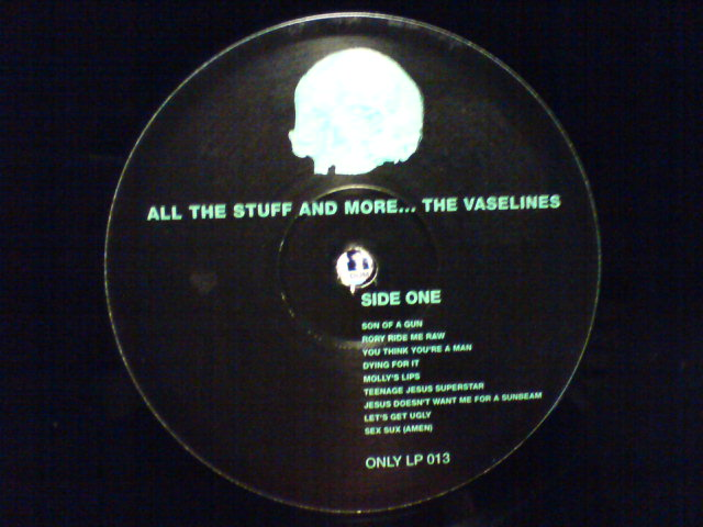 All The Stuff And More... / The Vaselines_c0104445_21324592.jpg