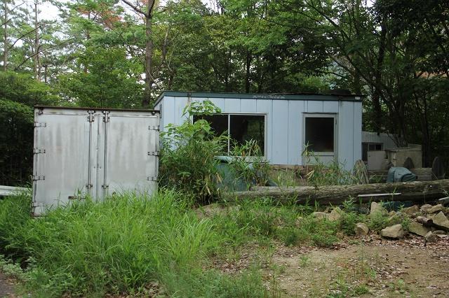 阿戸町舛越を歩く 2012年版 その5 さらに林道を進む_b0095061_8513980.jpg
