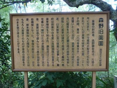 森野旧薬園に行ってきました_b0252363_19275585.jpg