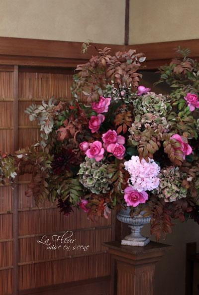結婚式の飾花_f0127281_22192555.jpg