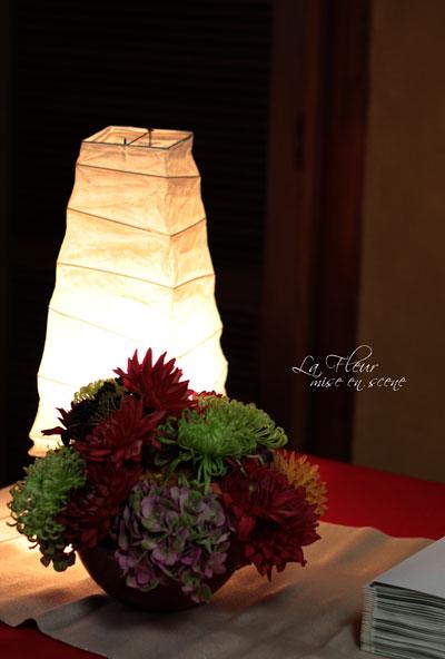 結婚式の飾花_f0127281_22555378.jpg