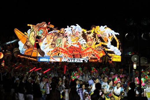 東北の旅2012.8 ねぶた祭り@青森_b0189489_21412933.jpg