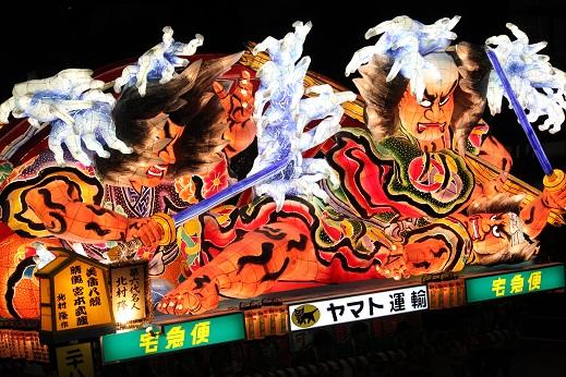 東北の旅2012.8 ねぶた祭り@青森_b0189489_21424917.jpg