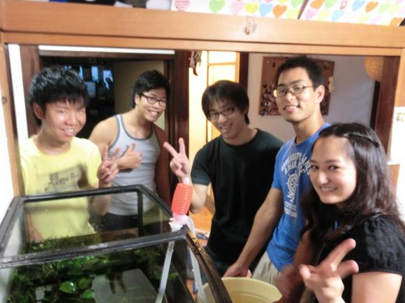 夏のタイキャンパー集合&韓国キャンプおかえりなさい!_a0080406_16591964.jpg