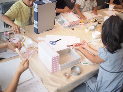 Kids Lesson in summer 2012   レポート Part4_a0157409_11142612.jpg