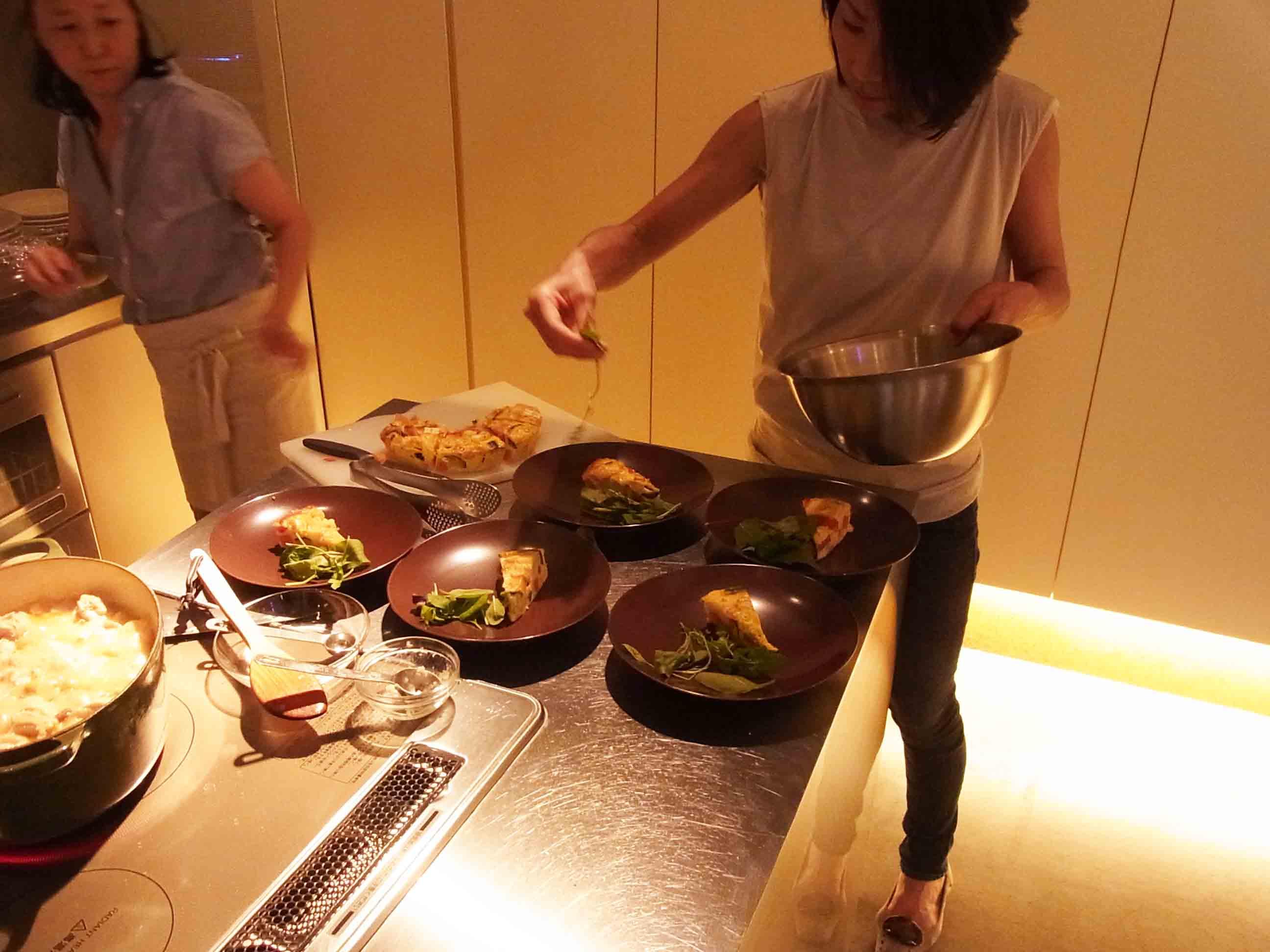 糀テーマの料理教室がいよいよスタート(記:藤本紀久子)_a0195310_193186.jpg