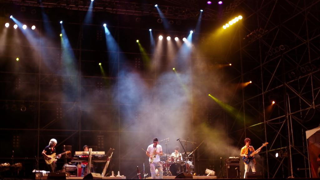08/26 T-SQUARE 夏日爵士音樂祭 中正紀念堂 藝文廣場_d0187917_3624100.jpg
