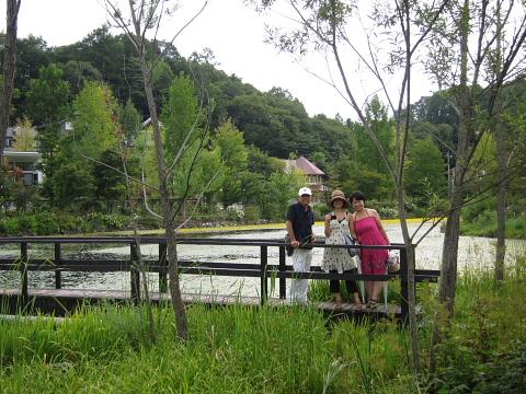長野県、軽井沢、松本、安曇野をすがすがしく走る。_d0046025_2321551.jpg