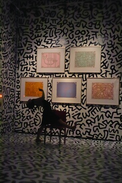 「KEITH HARING DIARIES: A performance」PART4開催のお知らせ_e0277143_1521942.jpg