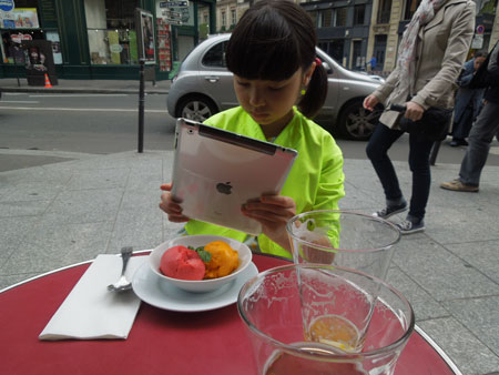 パリ日記 最後の2日間 n°2_a0262845_11425274.jpg