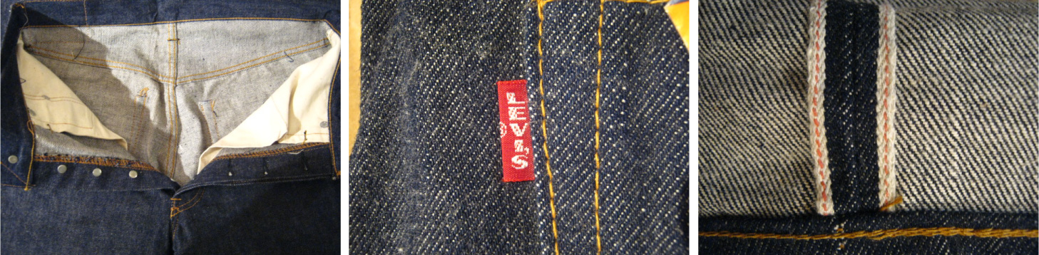 "DeadStock LEVI\'S 501 BIG ""E\"" A-Type入荷。_b0121563_19134459.jpg"