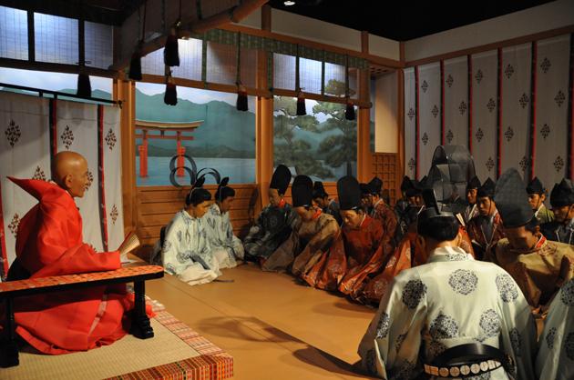 四国B級スポット!高松平家物語歴史館_e0171573_216511.jpg