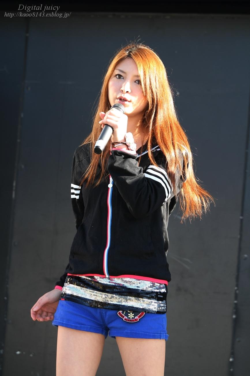 湯原さき さん(Super Girls 2011 S*CREW) ・・・ パート1_c0216181_23453134.jpg