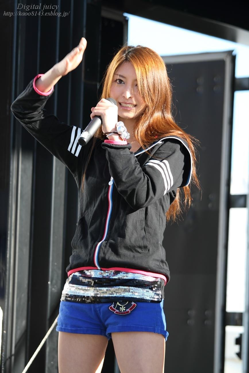 湯原さき さん(Super Girls 2011 S*CREW) ・・・ パート1_c0216181_23455114.jpg