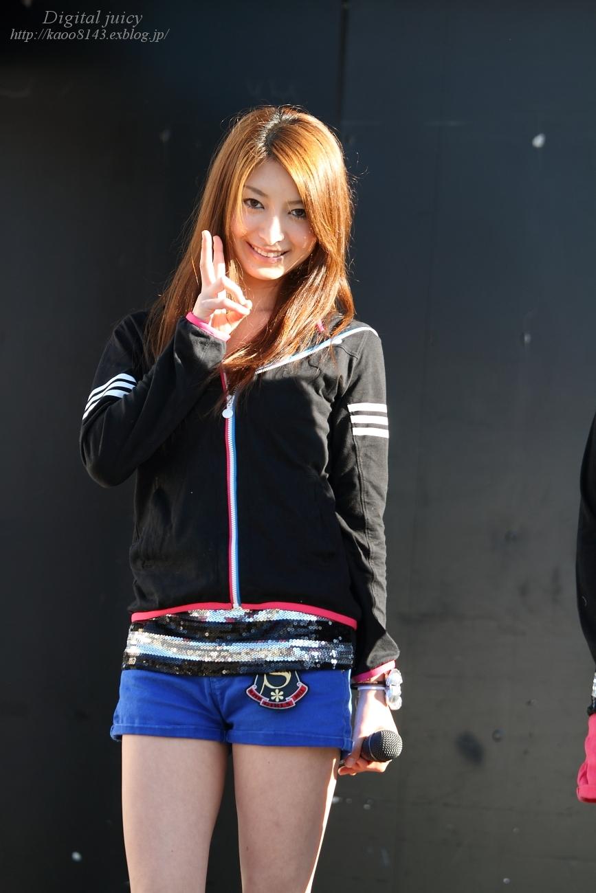 湯原さき さん(Super Girls 2011 S*CREW) ・・・ パート1_c0216181_23462398.jpg