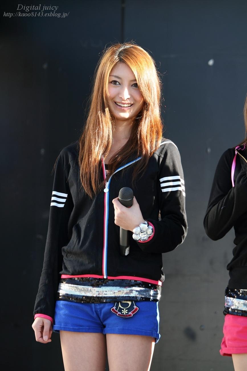 湯原さき さん(Super Girls 2011 S*CREW) ・・・ パート1_c0216181_23463466.jpg