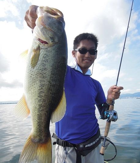 8月25日 琵琶湖ガイド。_f0135385_23481627.jpg