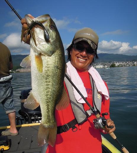 8月25日 琵琶湖ガイド。_f0135385_23484459.jpg