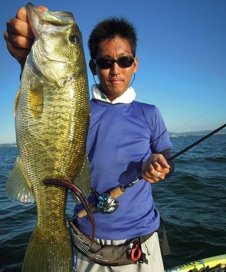 8月25日 琵琶湖ガイド。_f0135385_23505532.jpg