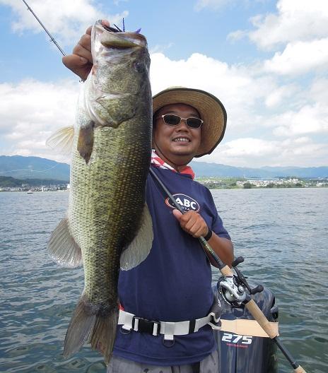 8月26日 琵琶湖ガイド。_f0135385_23572976.jpg