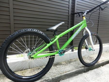 ... 大阪 堺市 バイクトライアル BMX