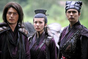 華ドラ「四人の義賊一枝梅」第6話まで視聴しました♪_a0198131_05988.jpg