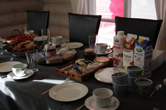 デンマーク旅行記11 朝食について_b0188357_23201476.jpg