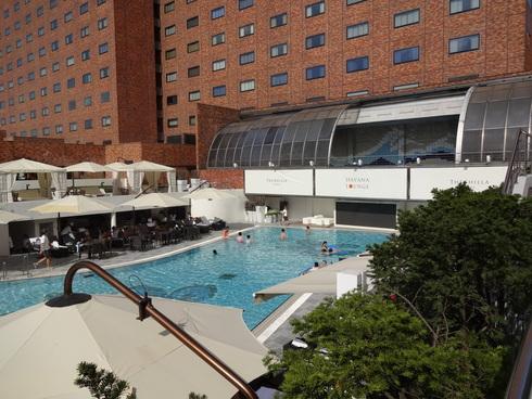 まったりソウル その1 「新羅ホテルにおこもり♪」_f0054260_1714405.jpg