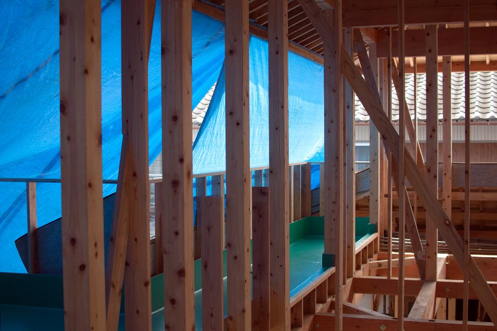 木造2階建て風通しのいい家 〜その4〜_a0163962_1735237.jpg