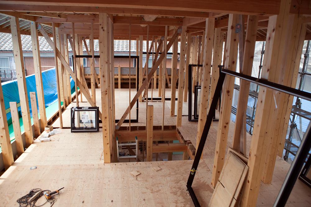 木造2階建て風通しのいい家 〜その4〜_a0163962_17353196.jpg