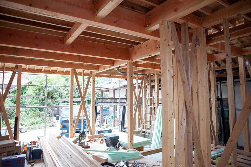 木造2階建て風通しのいい家 〜その4〜_a0163962_17353338.jpg