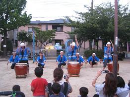 夏祭り_c0151262_14311556.jpg