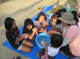 夏祭り_c0151262_14433045.jpg