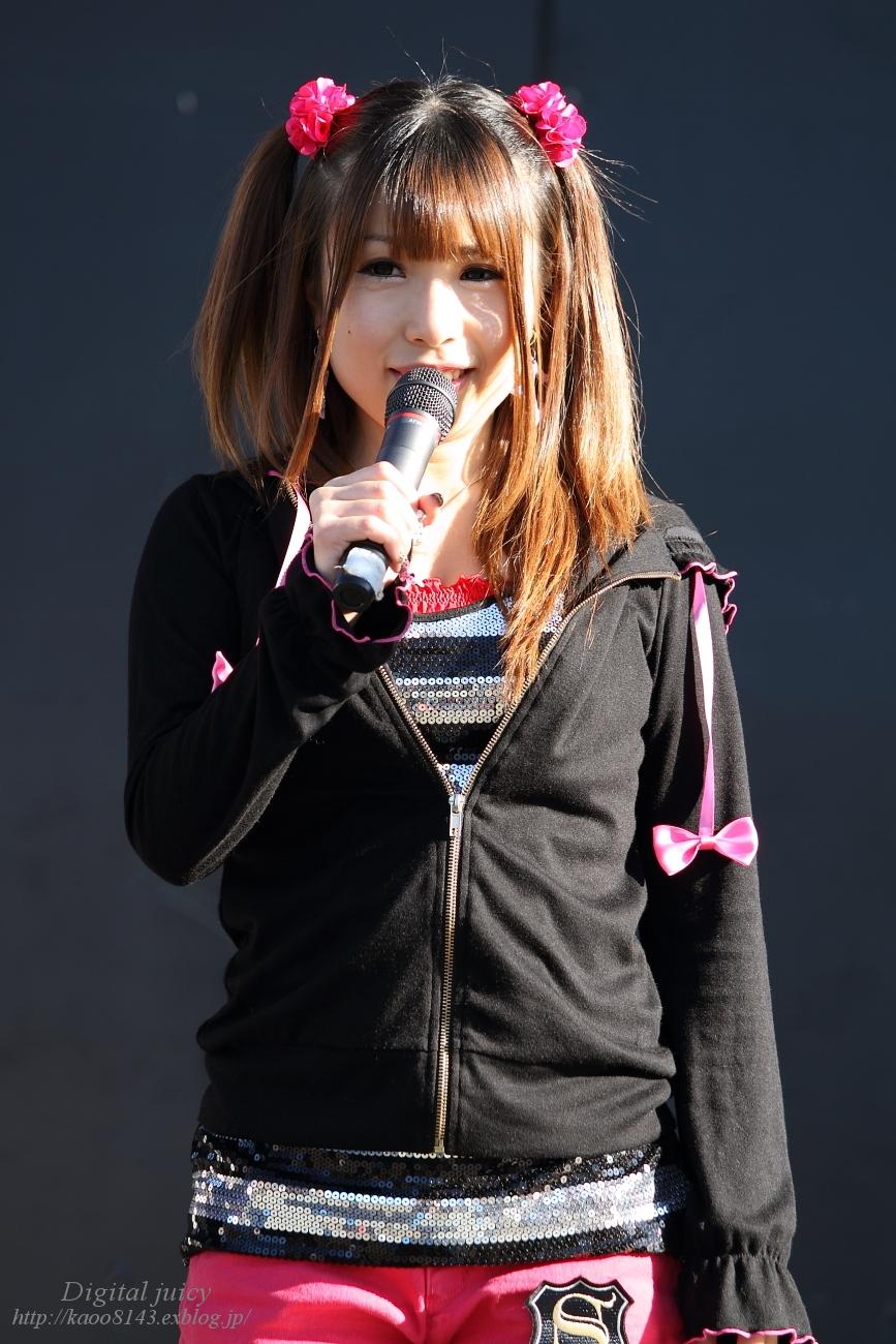 西山未織 さん(Super Girls 201...