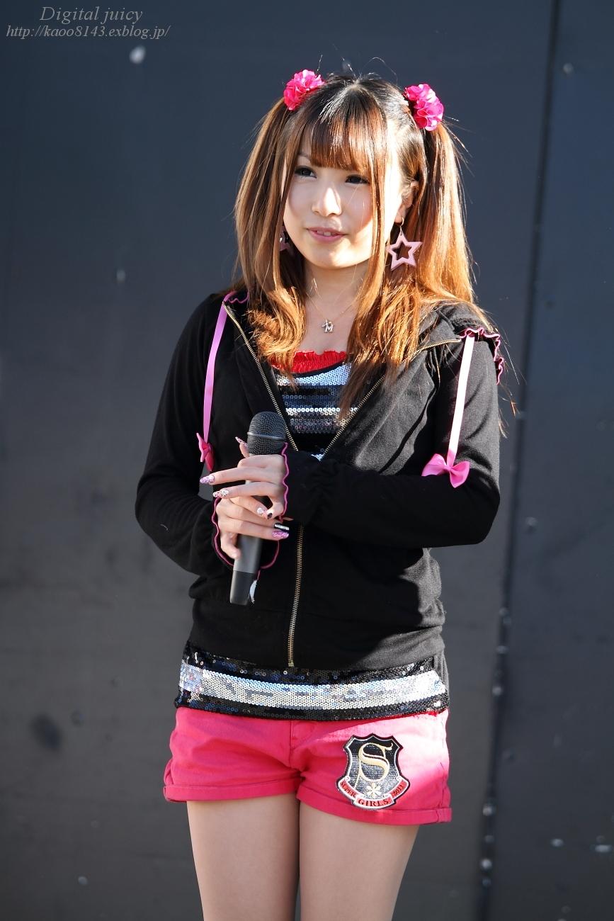 西山未織 さん(Super Girls 2011 S*CREW) ・・・ パート1_c0216181_2244660.jpg